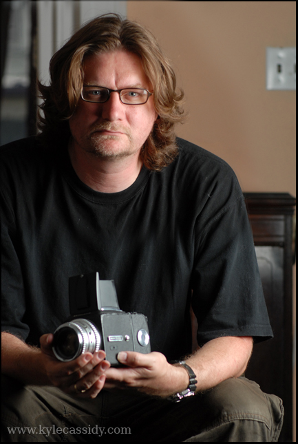 Interview With Armed American Author Kyle Cassidy