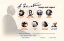 Einstein: Image and Impact, for the American Institute of Physics History Center